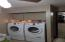 laundry room, main level