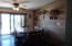 Patio doors to the Large Deck & Great Back yard,