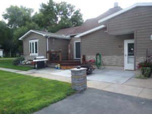 Newer LP Smart Siding, also has an attached Single+ garage.