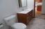 Updated Flooring and Vanity.