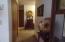 Closet in Hallway.