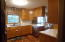 Wood-Plank flooring in Kitchen & Dining