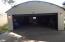 Storage rm & inside dog kennel, outside dog kennel too.