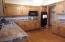 Hardwood floor, Newer Refrigerator, Bosch Dishwasher & Double Oven too.
