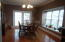 Hardwood Floors, Bay Window c& French Patio dr to Large Deck.