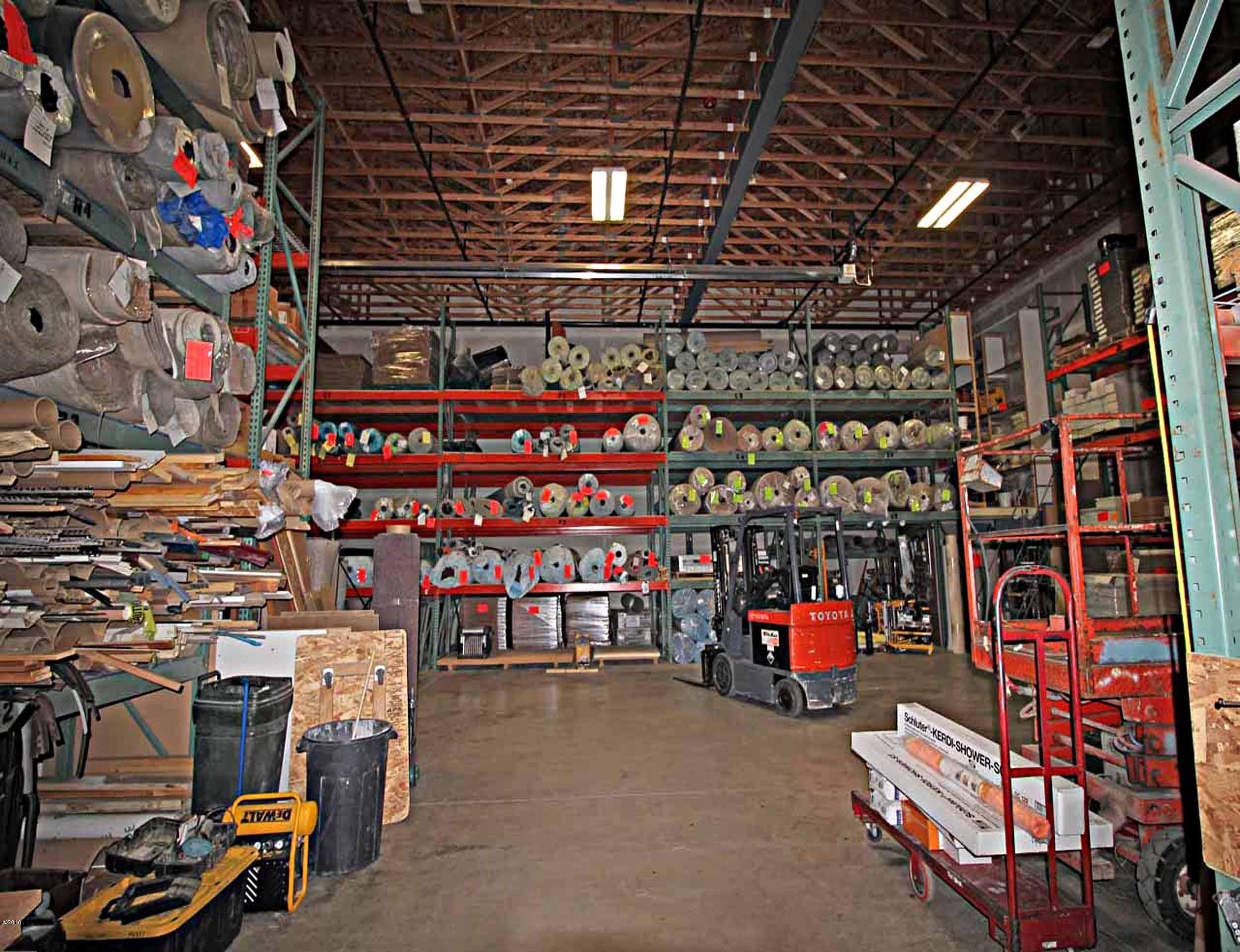 Abbey Carpet is moving to a new facility. Their current building of 19, 269sf is composed of 7,539 sf of warehouse ...