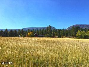 Old Stage Stop, Barn and Irrigated Ground, Creek and Mountain Views
