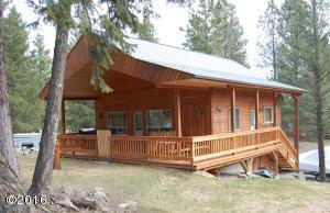 30 Cove Drive, Rexford, MT 59930