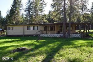 160 Pine Valley Drive, Rexford, MT 59930