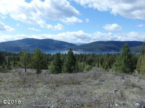 View of Whitefish Lake