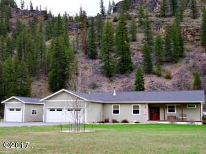 686 Rock Creek Road, Clinton, MT 59825