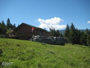 1617 Virginia Hill Road, Rexford, MT 59930