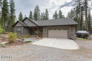 1662 Bear Creek Road, Potomac, MT 59823