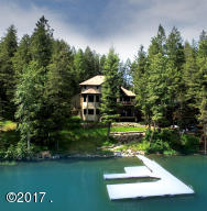 95' Lake Blaine Frontage