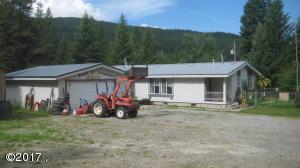 11911 Pinkham Creek Road, Rexford, MT 59930