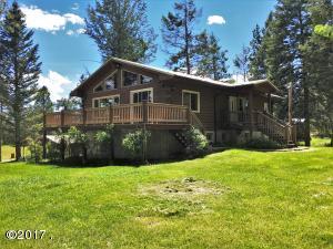 189 Therriault Creek Road, Eureka, MT 59917