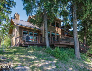 5358 North Ashley Lake Road, Kila, MT 59920