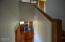Upstairs and main floor