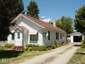 314 East 2nd Street, Corvallis, MT 59828