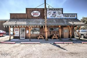 Front of business on Hwy 93