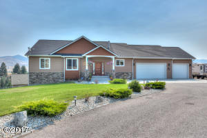 6531 Bristle Cone Court, Lolo, MT 59847