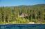 Residence from Flathead Lake #3
