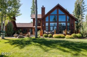 1405 Glacier Hills Drive, Martin City, MT 59926