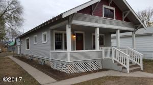 505 North 3rd West, Missoula, MT 59801