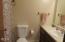 Upstairs full bath.