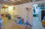 Basement and storage room