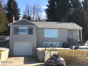 204 Whitaker, Missoula, Montana