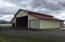120 ton hay barn with garages