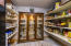 Gourmet pantry for those who love to cook!