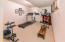 Room for a home gym.