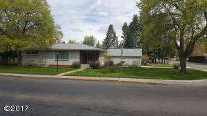 550 South Avenue East, Missoula, MT 59801