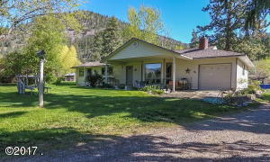 1180 Frontage Road North, Alberton, MT 59820