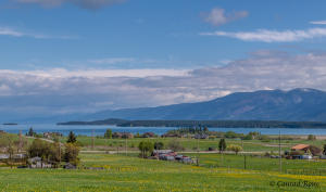 Well-established, thriving cherry orchard with gorgeous Mission Mtn & Flathead Lake views.