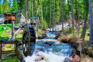 6 Little Gold Creek Road, Philipsburg, MT 59858