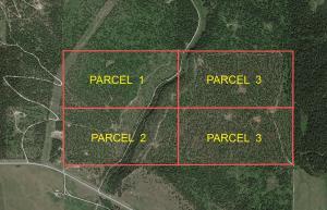 Dayton Creek Parcels