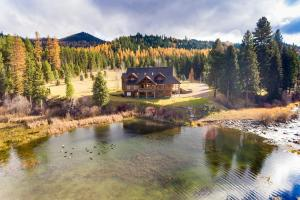 3877 Hwy 83, 158+ Acres, Seeley Lake, MT 59868