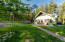 900+/- sq ft guest house/caretaker's residence.
