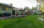 1,200+/- sq ft of deck off the back of the home.