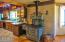 Amish-style Wood Cookstove