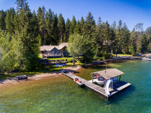 497 Conrad Point Drive, Lakeside, MT 59922