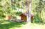 Back yard/Heated Workshop/Shed/Hot tub deck