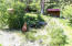 Back yard/water feature