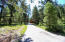 Paved, private driveway