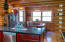 Main level kitchen/dinning