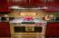 Main level kitchen/Range