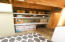 Lower level utility room/Pantry